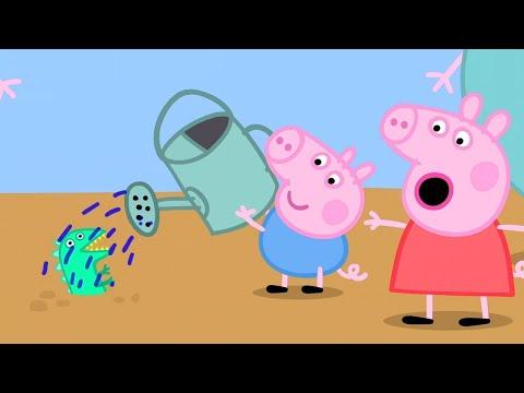 Peppa Pig in Hindi - Gardening - Fulwari - Hindi Cartoons for Kids