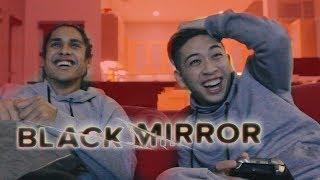 Black Mirror 'Bandersnatch' Interactive Movie Reaction *Scary*