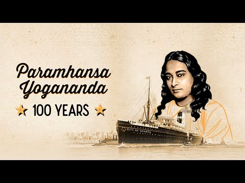 Yogananda Coming to the West