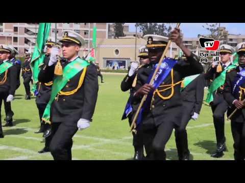 «أبو الغيط» يتفقد الأكاديمية البحرية بالأسكندرية