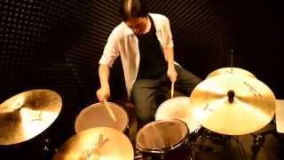 Jack White - I'm Shaking (Drum cover)