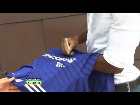 Return - Join Chelsea TV to take a look back at Didier Drogba's best moments... http://bit.ly/Usg7rv.