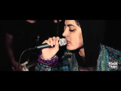jennylee - Boom Boom (Rough Trade Session) (видео)