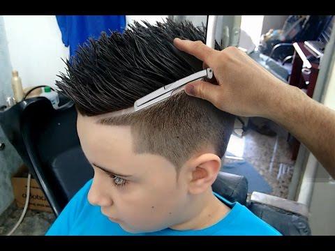 Corte de cabelo - Geazi Barbeiro - Cortes de Cabelo Masculino, Degradê, Barba, Riscos e Desenhos