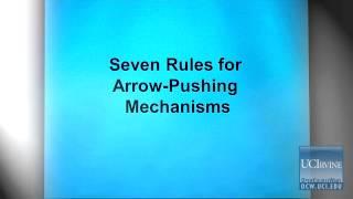 Chem 201: Organic Reaction Mechanisms I. Lec. 1. Arrow Pushing (Pt. 1&II)