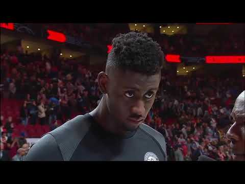Video: Caris LeVert on the Nets' 2018-19 outlook