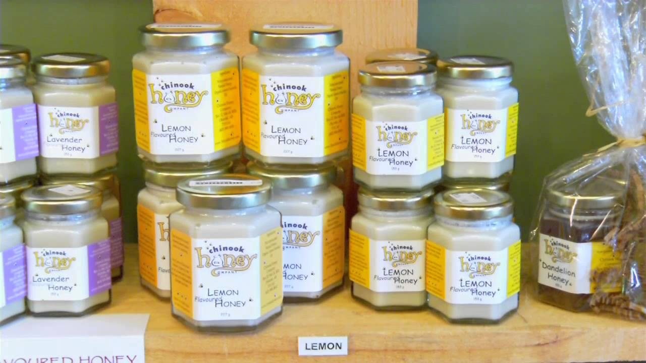 Chinook Honey Company | Shaw TV Calgary (2013)