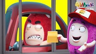 Video Oddbods | Ventanilla de Comida Rápida | Dibujos Animados Graciosos Para Niños MP3, 3GP, MP4, WEBM, AVI, FLV Juli 2019