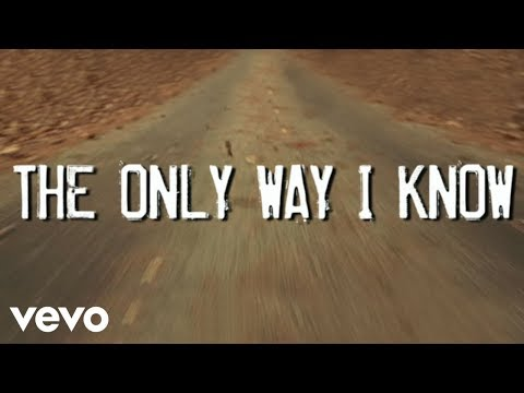 Video Jason Aldean - The Only Way I Know (Lyric Video) download in MP3, 3GP, MP4, WEBM, AVI, FLV January 2017