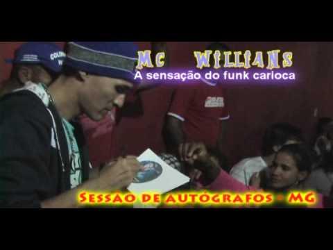 Mc Willians - Sessão de Autógrafos - MG    Funk rj   SHOWS: (21) 9638-3787