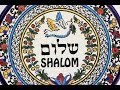 Shalom (Peace) is the medicine to all problems - Rabbi Alon Anava