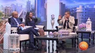Sunday with EBS: Prostate cancer- Symptoms, risk factors, and treatment/ Dr. Seid Mohammed