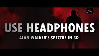 Video 3d audio (Bass Boosted) | Alan Walker's - The Spectre in 3d Sound | Lazy Boys Productions MP3, 3GP, MP4, WEBM, AVI, FLV Juni 2018