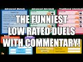 Download Hilarious Low Rated Yu-gi-oh! Duels With Commentary! 3gp mp4 flv avi mp3 webm