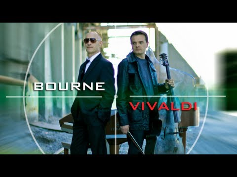 Code Name Vivaldi (Bourne Soundtrack/Vivaldi Double Cello Concerto) - ThePianoGuys Video