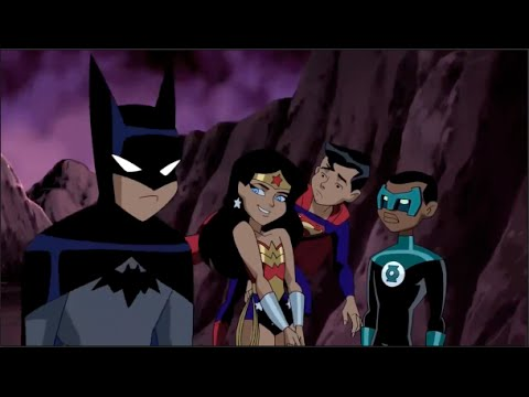 Justice League Kids