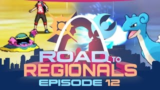 NEW TEAM! DUAL WEATHER!! Road to Regionals VGC 2017! Episode 12 - Pokemon Sun and Moon by aDrive