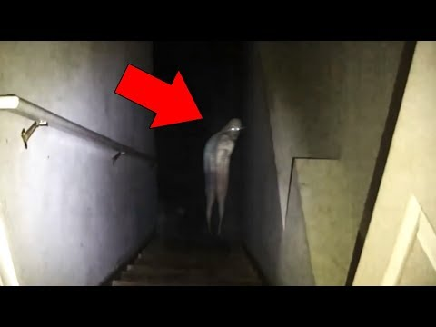 Real Ghost Caught On Camera? Top 5 Scary Paranormal Videos