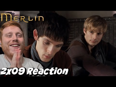 MUST BE THE WORK OF MAGIC! Merlin Season 2 Episode 9 Reaction