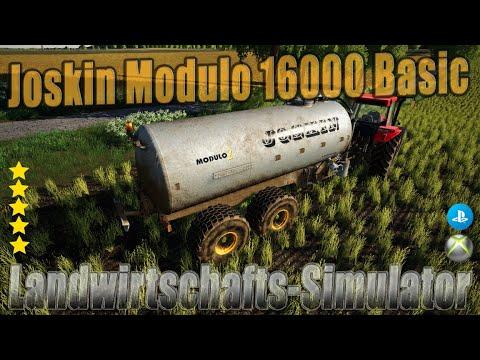 Joskin Modulo 16000 Basic v1.1.0.0