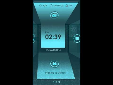Video of 3D ROOMAGE GO LOCKER THEME
