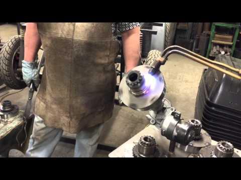 регулировка центробежного сцепления нате лодочном моторе