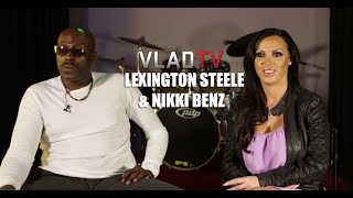 Video Lex Steele & Nikki Benz: Kim K.'s Claim To Fame Is The Same As Ours MP3, 3GP, MP4, WEBM, AVI, FLV Desember 2018