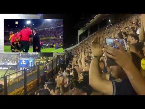 Boca Union 2016 - Recibimiento a Guillermo Barros Schelotto - Boca mi buen amigo - La 12 - Boca Juniors