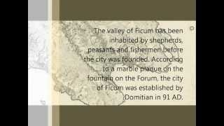 Roman City Of Ficum
