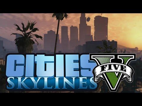 Velkommen til Los Santos i Cities Skylines!
