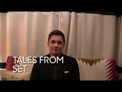 from - Logan Lerman hung out backstage to tell us how he used to make short films on set when he was 12. Subscribe NOW to The Tonight Show Starring Jimmy Fallon: http://bit.ly/1nwT1aN Watch The...