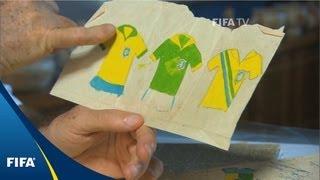 Video How Brazil got their famous uniforms MP3, 3GP, MP4, WEBM, AVI, FLV Juli 2018