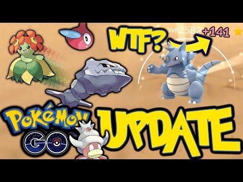 UPDATE → 2. GEN?! • NEUER POWER UP TRICK | Pokémon Go deutsch