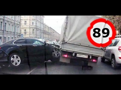 Car Crash Compilation # 89 || �������� ��� � ������ ������ 2014