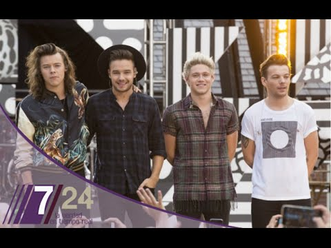Fans enloquecen con One Direction