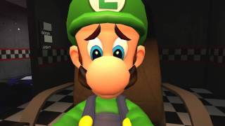 Luigi's Night at Freddy's