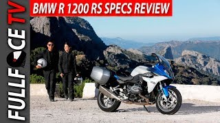 10. 2018 BMW R 1200 RS Colors and Release Date