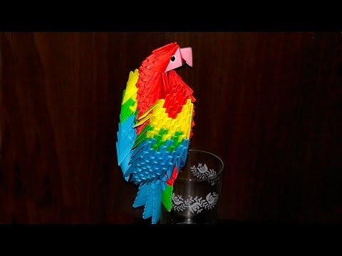 Bird Tutorial - 041 -- Parrot