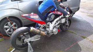 9. Sv1000s supercharged