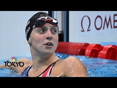 Katie Ledecky: 'That was not my last swim!' — eyeing 2024, maybe 2028 | Tokyo Olympics | NBC Sports