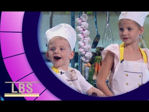 Meet the Viral Mini Chefs Cooking Up a Storm | Little Big Shots Aus Season 2 Episode 5