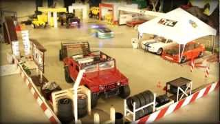 1. European RC Drift Battle 2012 -