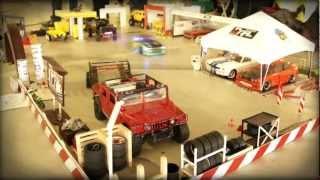1. European RC Drift Battle 2012 -