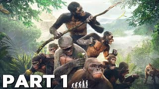 Video ANCESTORS THE HUMANKIND ODYSSEY Walkthrough Gameplay Part 1 - INTRO (FULL GAME) MP3, 3GP, MP4, WEBM, AVI, FLV September 2019