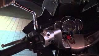9. MOTO GUZZI NORGE 1200 GT モトグッチ モト・グッツィ ノルジェ1200GT GUCCI グッチ ピアッジオ モト・グッチ Piaggio MACHⅢ