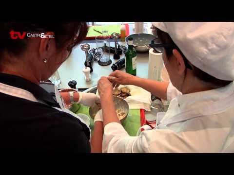 TV Gastro&Hotel: Kurzy vaření v restauraci Avantgarde