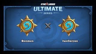 RENMEN vs Justsaiyan, game 1