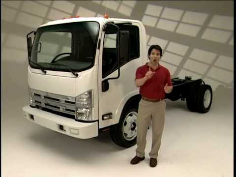 Грузовики Isuzu N/W Series Truck Training Introduction 1 of 8