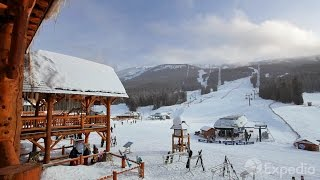 Lake Louise (AB) Canada  City new picture : Lake Louise Ski Area and Mountain Resort Vacation Travel Guide | Expedia