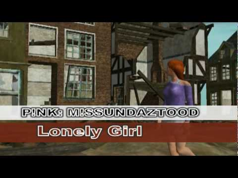 Pink - Lonely Girl Official The Movies Version